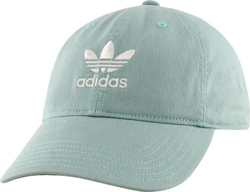 8f59c430439 adidas Originals Women s Relaxed Strapback Hat. noImageFound. Previous