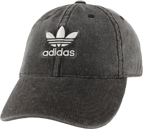 adidas Originals Women s Relaxed Strapback Hat  283773967