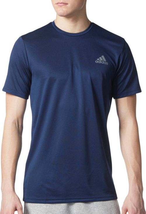 6e9eaef6f03fcd adidas Men s Big and Tall Essential Tech T-Shirt