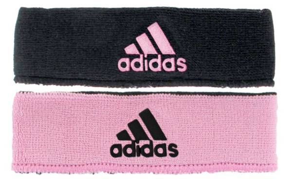 "adidas Interval Reversible Headband - 2"" product image"