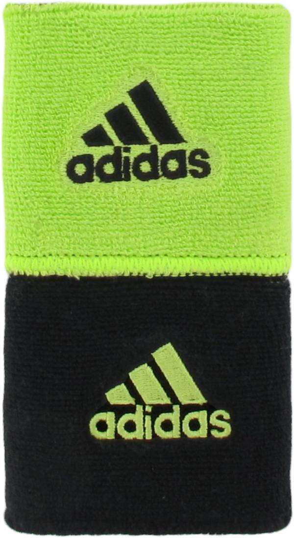 """adidas Interval Reversible Wristbands - 3"""" product image"""