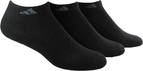 1b3b836a2690dd adidas Women s Cushioned Variegated Low Cut Socks 3 Pack