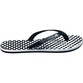 fc956020bf55 adidas Women s Eezay Dots Flip Flops