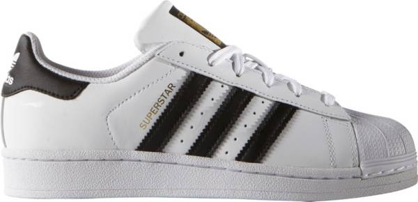 adidas Originals Kids' Grade School Superstar Shoes product image