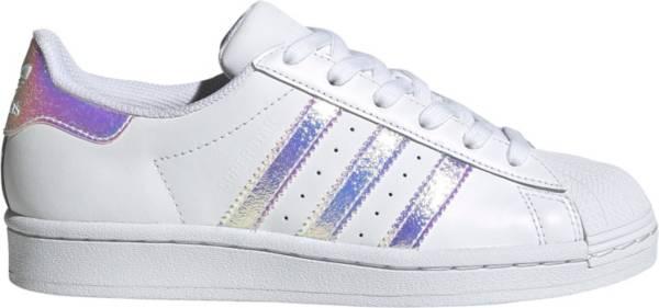 adidas Originals Kids' Grade School Superstar Shoes product image