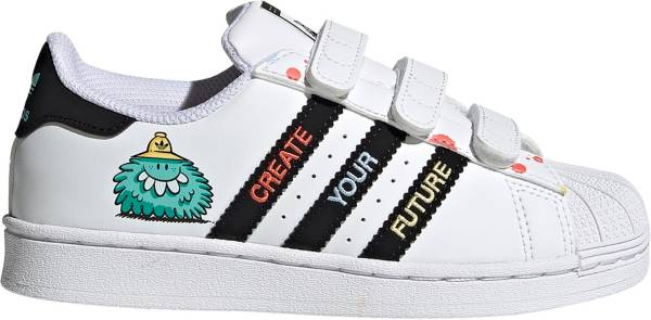 adidas Originals Kids' Preschool Superstar Shoes