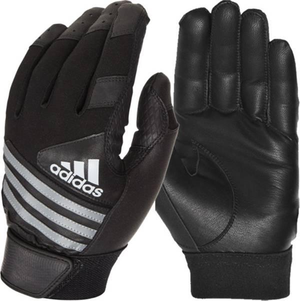 adidas Youth Triple Stripe Batting Gloves product image