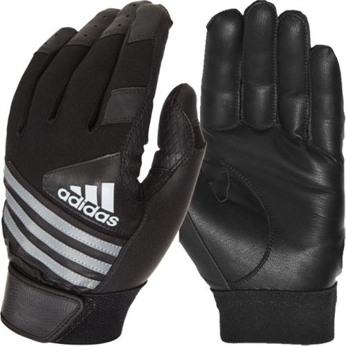 adidas Youth Triple Stripe Batting Gloves   DICK S Sporting Goods 30fc2984ce
