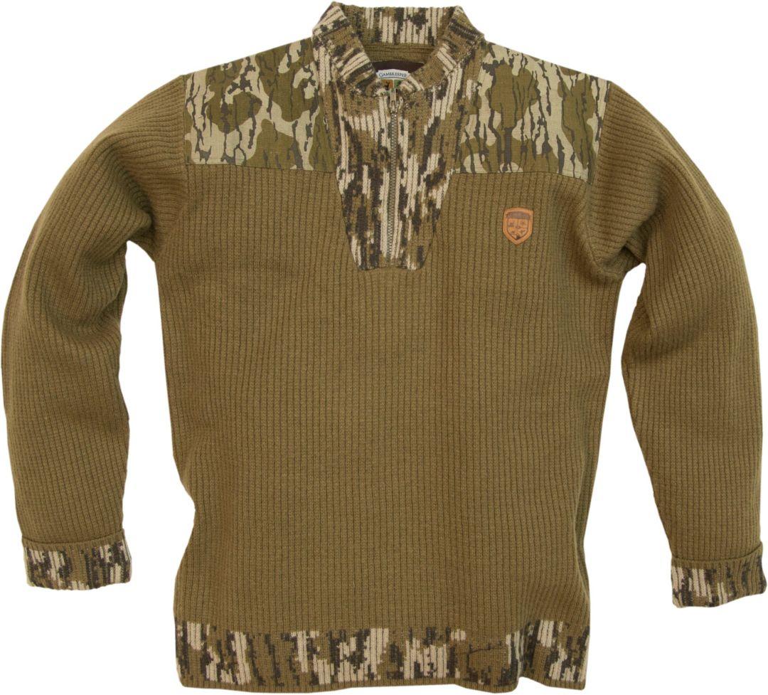 1235b220af8e79 GameKeeper Men's Woodsmen Merino Wool Sweater | Field & Stream