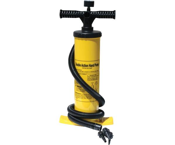 Advanced Elements Double-Action Hand Pump with Pressure Gauge product image