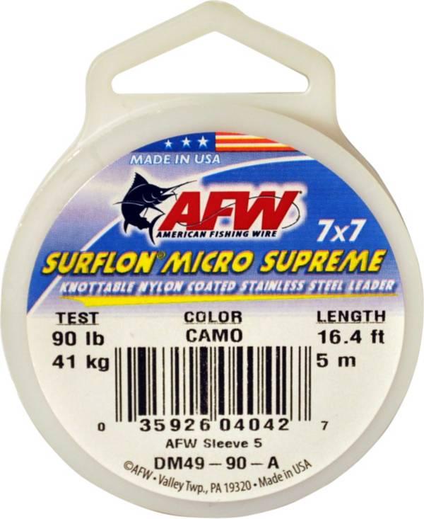 Afw Surflon Micro Supreme Fishing