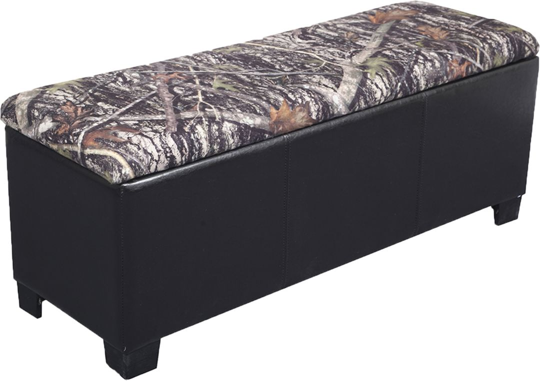 American Furniture Classics Camo Gun Concealment Bench Dick S