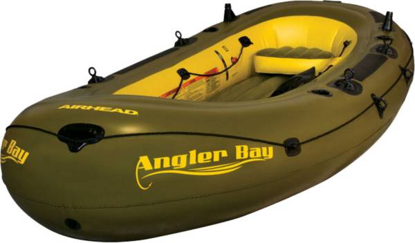 Airhead Angler Bay 6 Person Inflatable Boat product image