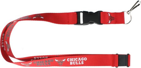 Chicago Bulls Red Lanyard product image