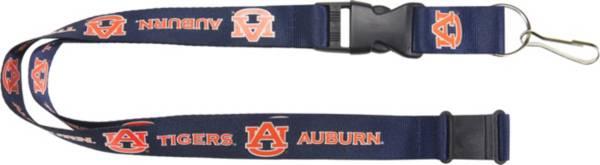 Auburn Tigers Blue Lanyard product image