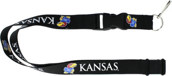 Kansas Jayhawks Black Lanyard product image