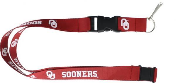 Oklahoma Sooners Crimson Lanyard product image
