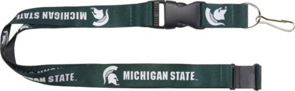 Michigan State Spartans Green Lanyard product image