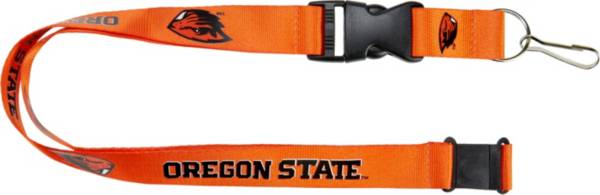 Oregon State Beavers Black Lanyard product image