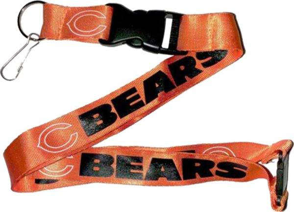 Chicago Bears Orange Lanyard product image