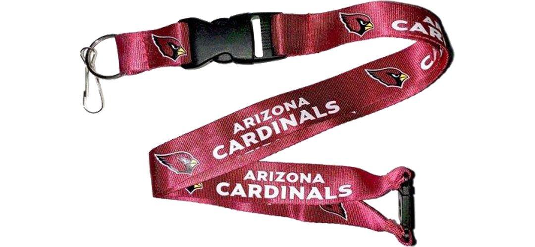 cheap for discount bd5cc dc695 Arizona Cardinals Red Lanyard