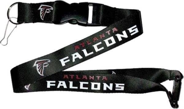 Atlanta Falcons Black Lanyard product image