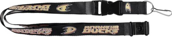 Anaheim Ducks Black Lanyard product image