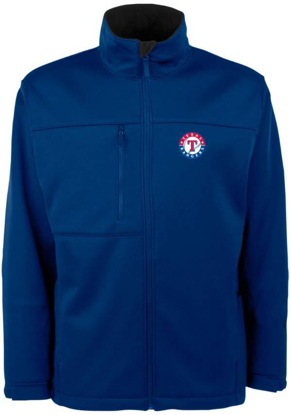 Antigua Men's Texas Rangers Royal Traverse Jacket product image
