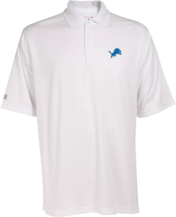 Antigua Men's Detroit Lions Exceed Polo product image