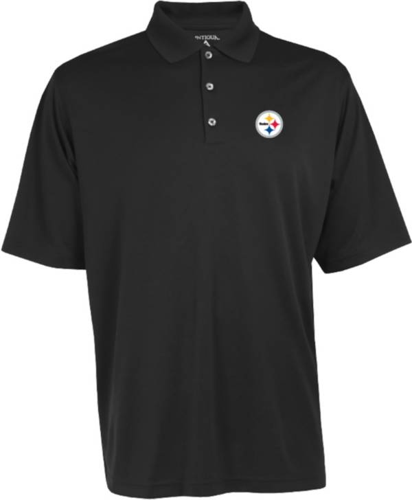 Antigua Men's Pittsburgh Steelers Exceed Polo product image