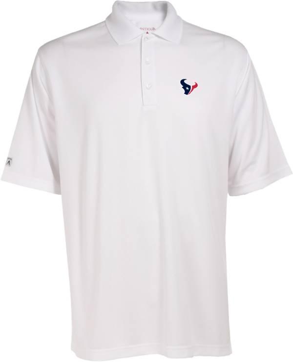 Antigua Men's Houston Texans Exceed Polo product image