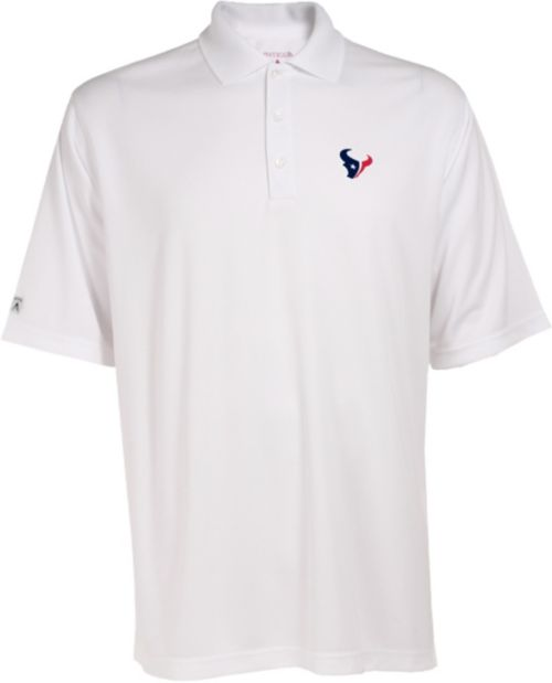 fc7eb3f41 Antigua Men s Houston Texans Exceed Polo. noImageFound. 1