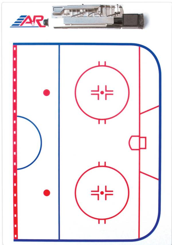 A&R Ice Hockey Coach Board product image