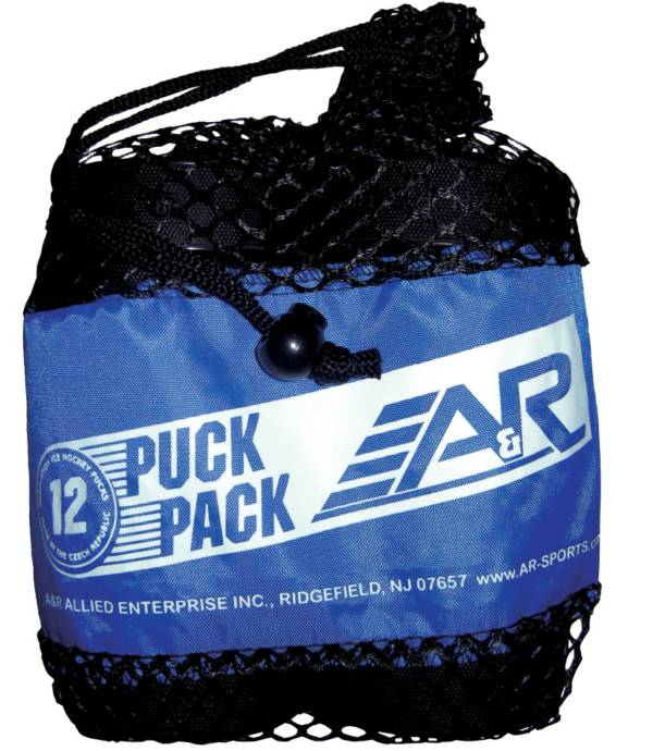 A&R Ice Hockey PuckPack - 12 Pack product image