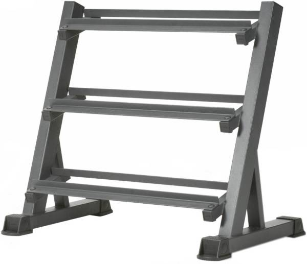 Marcy Deluxe 3-Tier Dumbbell Rack product image