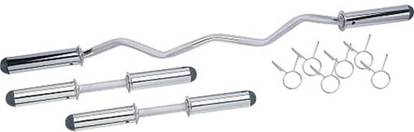 Apex Olympic Curl Bar and Dumbbell Handle Combo product image