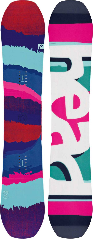Head Women's Shine 2017 Hybrid Snowboard product image