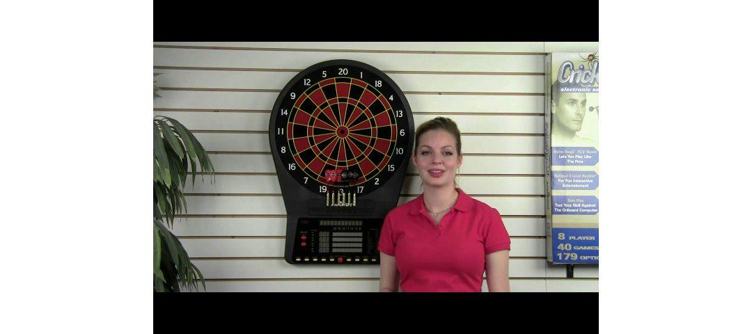 Arachnid CricketPro 800 Electronic Dartboard
