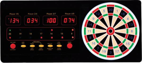 Arachnid Electronic Touch Pad Scorer With LED Display product image
