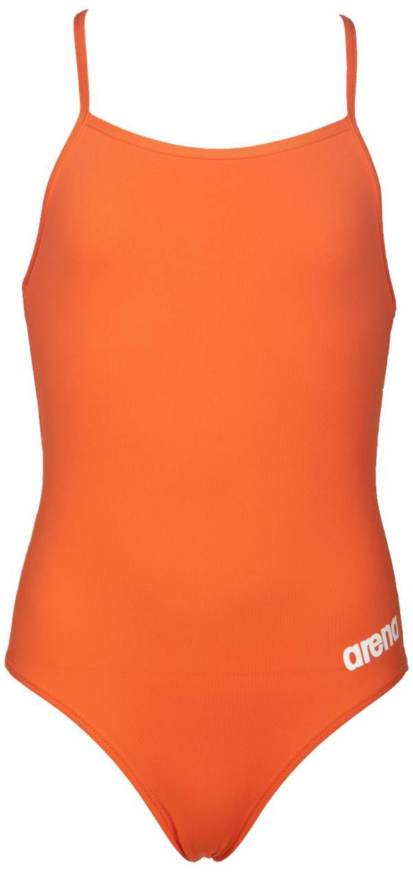 arena Girls' Mast Lightech Back Swimsuit product image