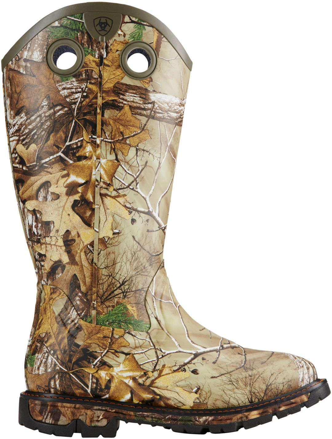 5b1ce90e86631 Ariat Men's Conquest Rubber Square Toe Hunting Boots | DICK'S ...