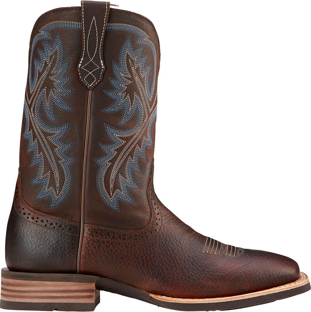 7c2da70fe26 Ariat Men's Quickdraw Western Boots