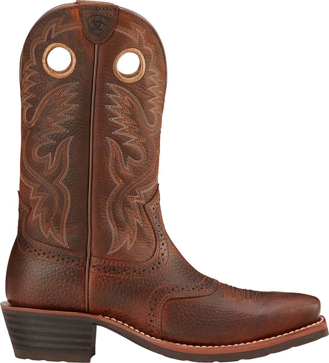 fc31ba4386e77 Ariat Men's Heritage Roughstock Western Boots | DICK'S Sporting Goods