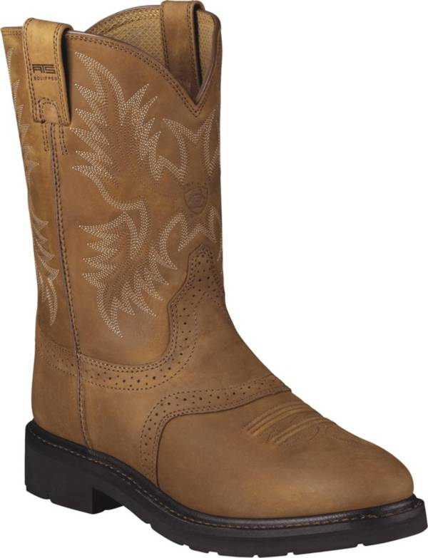 Ariat Men's Sierra Saddle Work Boots product image