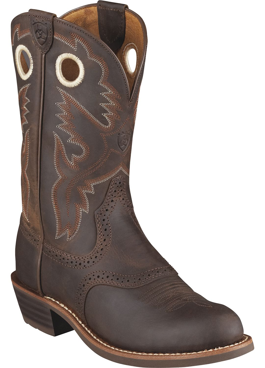 e38f5e53a6c Ariat Women's Heritage Roughstock Western Boots