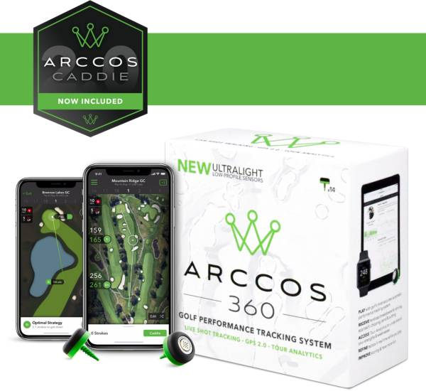 Arccos 360 Golf Performance Tracking System product image
