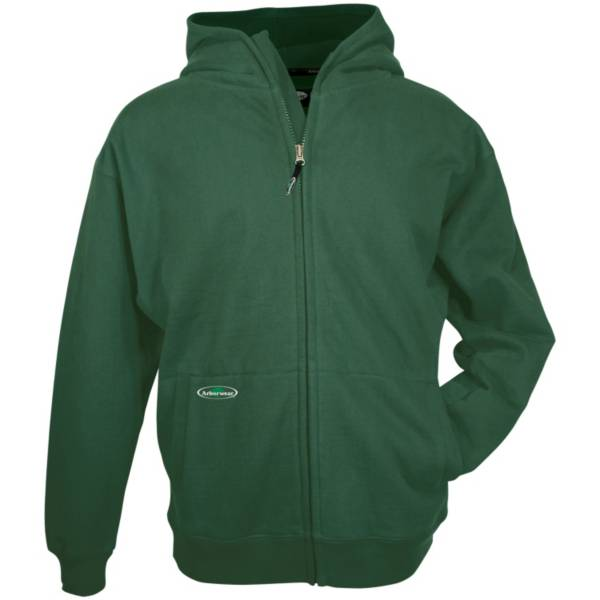 Arborwear Men's Single Thick Full Zip Hoodie (Regular and Big & Tall) product image