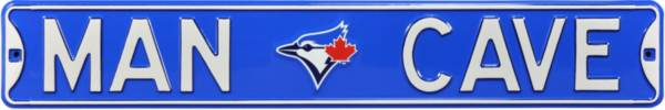 Authentic Street Signs Toronto Blue Jays 'Man Cave' Street Sign product image
