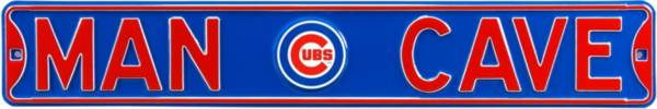 Authentic Street Signs Chicago Cubs 'Man Cave' Street Sign product image