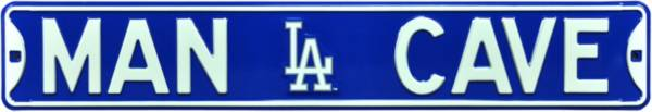 Authentic Street Signs Los Angeles Dodgers 'Man Cave' Street Sign product image